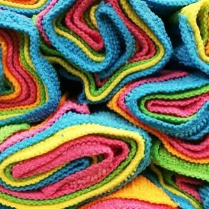 what is the Microfiber cloth